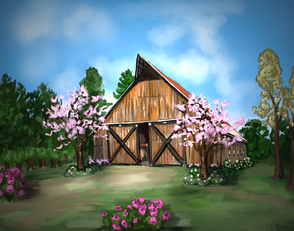 Kendra Aldrich // Tin Roof Barn