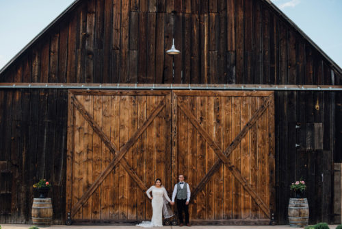 Jessica Heron Images // Tin Roof Barn