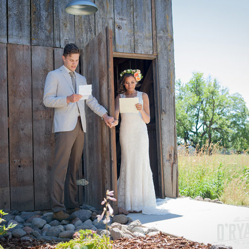 O'Ryan Empire Photography // Tin Roof Barn