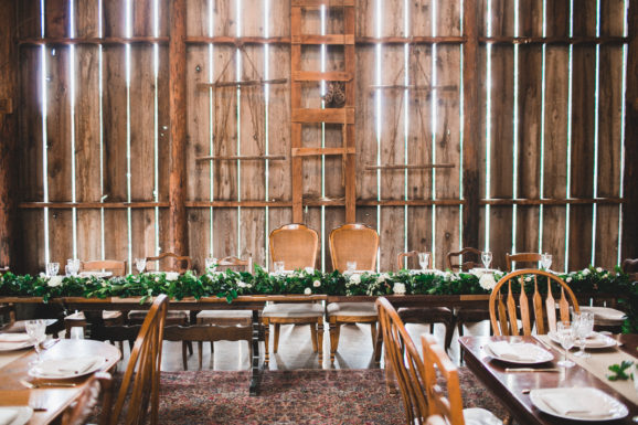 Studio Castillero // Tin Roof Barn