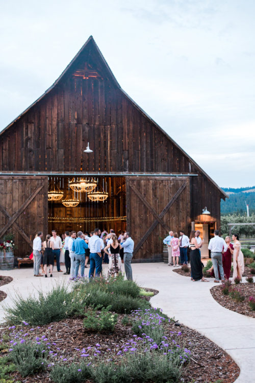 Nomadic Newlyweds // Tin Roof Barn Weddings & Events