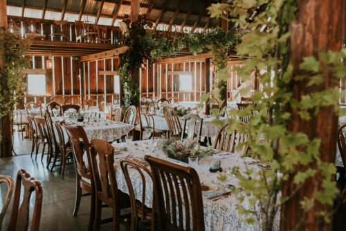Hazelwood Photo // Tin Roof Barn Weddings & Events
