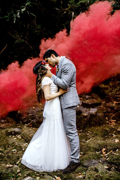 Karina and Maks Photography // Tin Roof Barn Weddings and Events