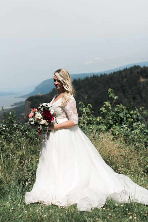 Nomadic Newlyweds // Tin Roof Barn Weddings and Events