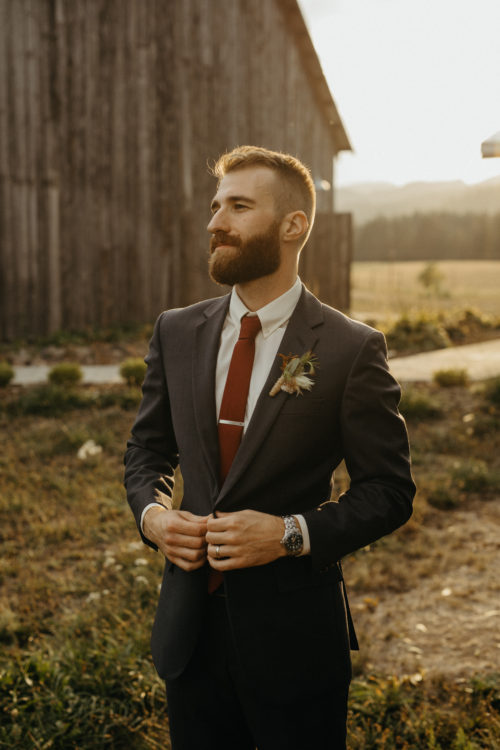 Phil Chester // Tin Roof Barn Weddings and Events