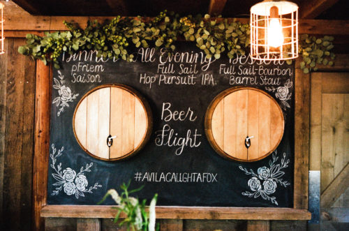 Braedon Photography // Tin Roof Barn Weddings and Events