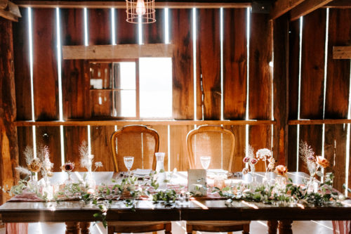 Peyton Rainey Photography // Tin Roof Barn Weddings & Events