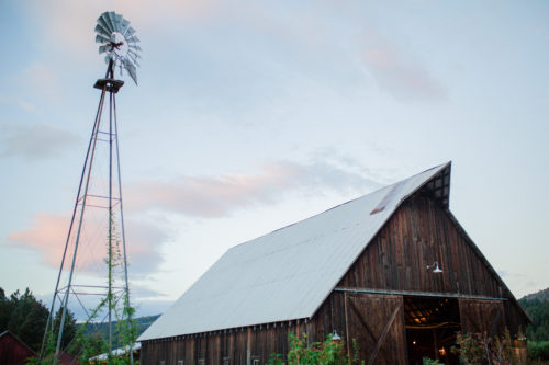 E. Ann Photography // Tin Roof Barn Weddings and Events