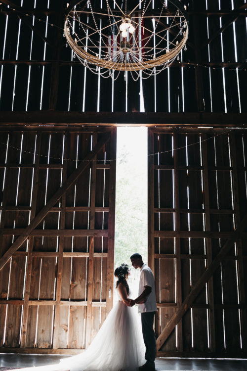 Casi Yost Photography // Tin Roof Barn Weddings & Events