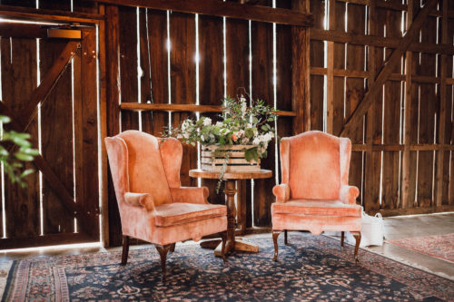 Christy Cassano Photography // Tin Roof Barn Weddings & Events
