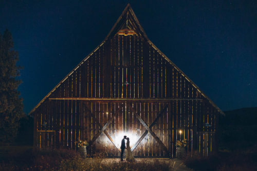 Aniko Productions // Tin Roof Barn Weddings & Events